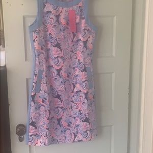 Lilly 🌴 NWT Angie Shift-size 4- Perfect!
